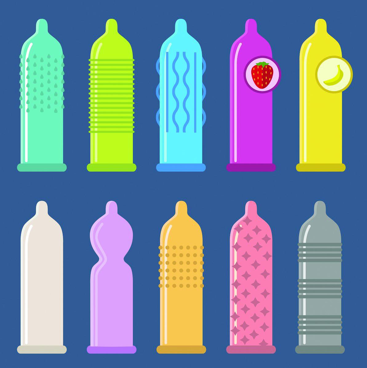 Всё о презервативах