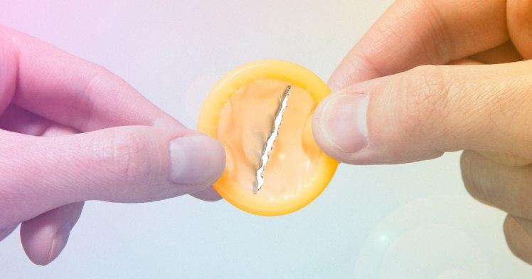 Порвался презерватив что делать