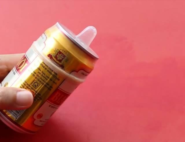 Что сделать с презервативом Лайфак