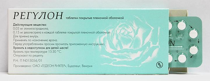Рейтинг противозачаточных таблеток