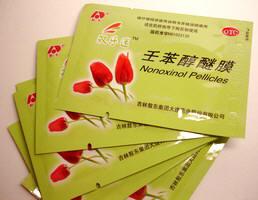 Китайские противозачаточные салфетки