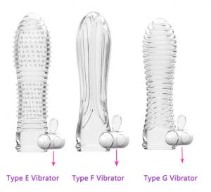 Лучшие многоразовые презервативы с вибратором с Али-Экспресс